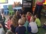 Delfinki- warsztaty ekologiczne w bibliotece